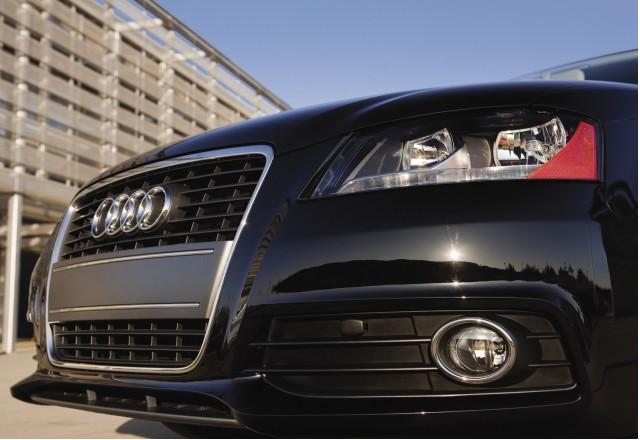 2010 Audi A3 TDI