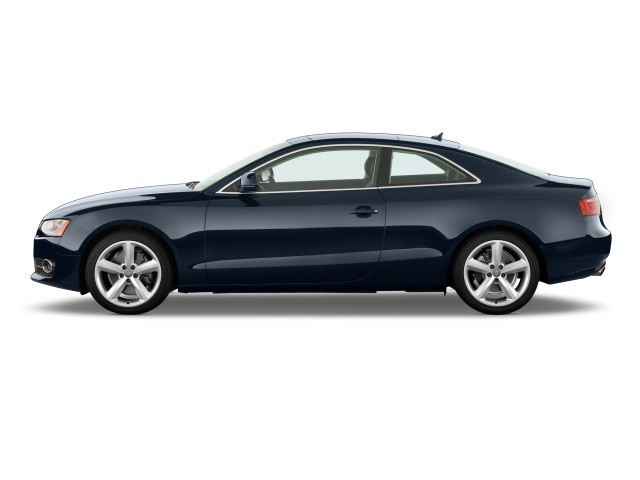 2010 Audi A5 2-door Coupe 2.0L Auto Premium Side Exterior View