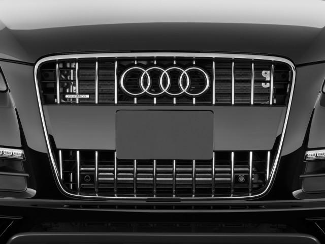 Grille - 2010 Audi Q7 quattro 4-door 3.0L TDI Premium Plus