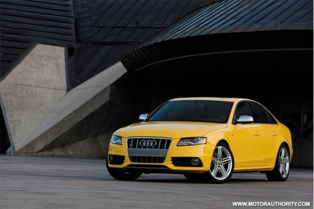 2010 Audi S4 Sedan