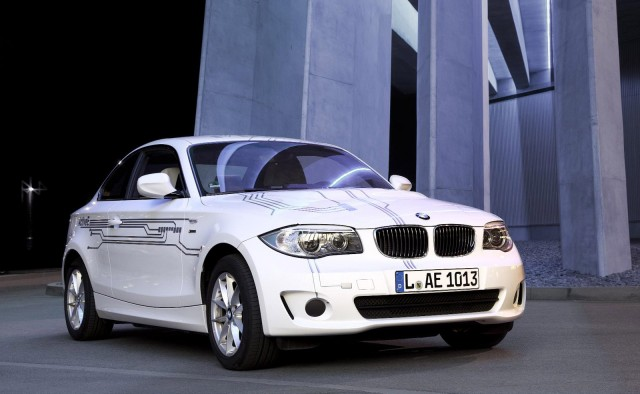 2010 BMW ActiveE