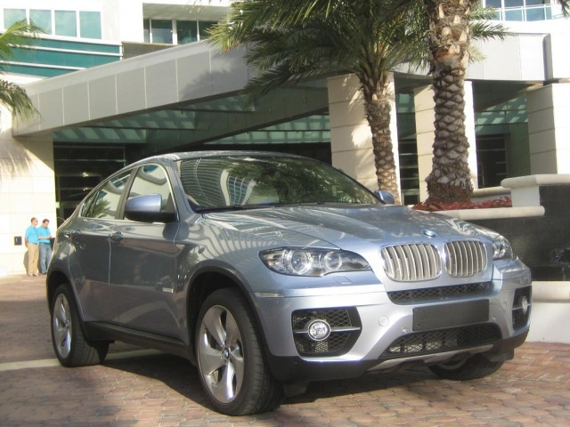 2010 BMW ActiveHybrid X6, Bal Harbour, Florida