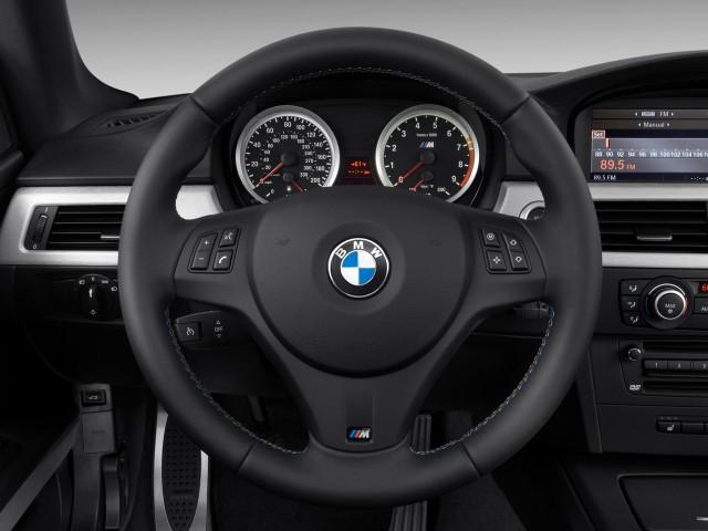 Steering Wheel - 2010 BMW M3 2-door Coupe