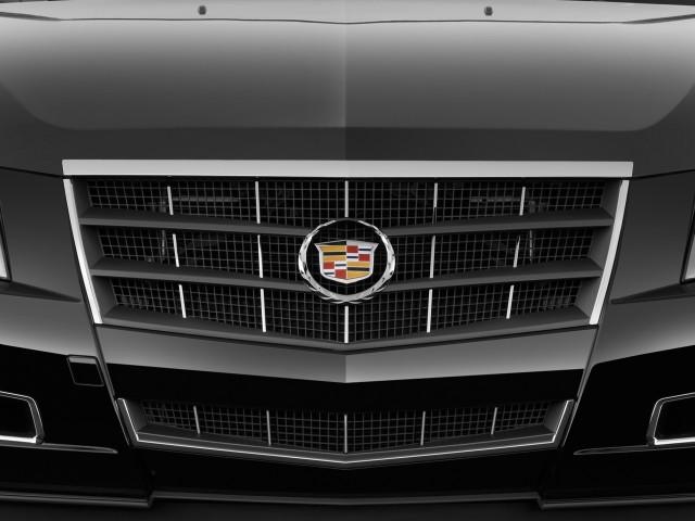 Grille - 2010 Cadillac CTS Wagon 5dr Wagon 3.6L Premium RWD
