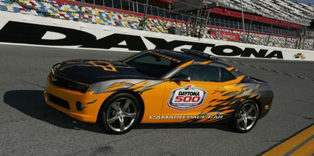 The last time a Camaro was used as the Official Pace Car for the Daytona 500 was in 1969