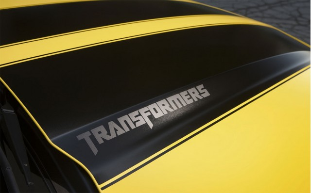 2010 Chevrolet Camaro Transformers Special Edition