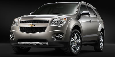 Pricing Announcement: 2010 Chevrolet Equinox