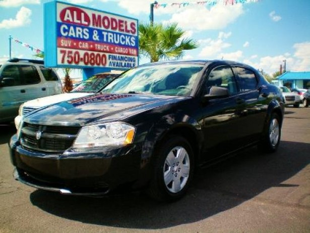 2010 Dodge Avenger used car
