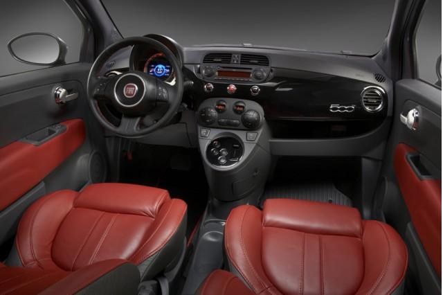 2010 Fiat 500 BEV