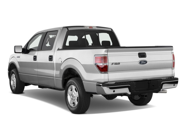 2010 Ford F-150 2WD SuperCrew