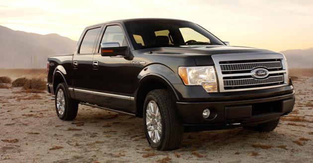 ford delays plans for diesel f 150. Black Bedroom Furniture Sets. Home Design Ideas