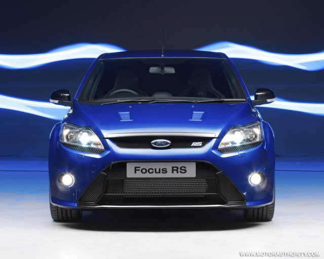 2010 ford focus rs blue 007