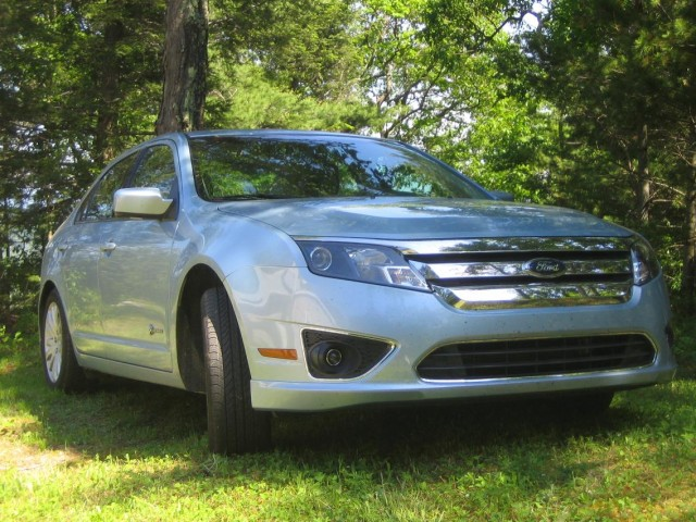 2010 Ford Fusion Hybrid, Catskill Mountains, NY