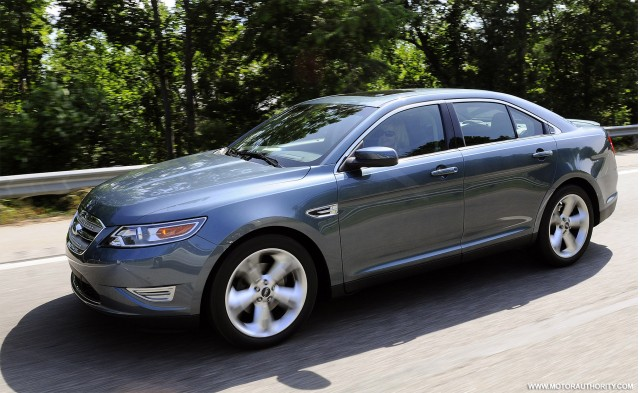 2010 ford taurus sho photo update june 2009 008