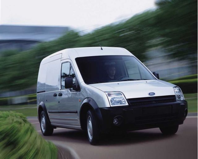 2010 Ford Transit Connect Small Van Comes In At 22 MPG City 25