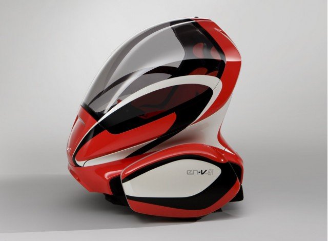 2010 GM EN-V Concept