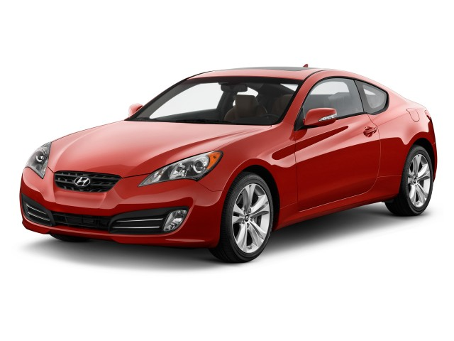 2010 Hyundai Genesis Coupe Review, Ratings, Specs, Prices ...