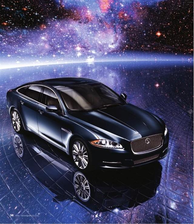2010 Jaguar For Sale: Jaguar Unveils XJL Supercharged Neiman Marcus Edition