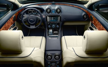 2010 Jaguar XJL supercharged Neiman Marcus edition