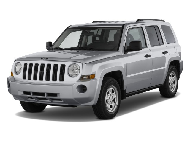 college car review 2010 jeep patriot limited 4x4. Black Bedroom Furniture Sets. Home Design Ideas