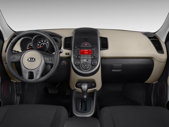 Dashboard - 2010 Kia Soul 5dr Wagon Auto +