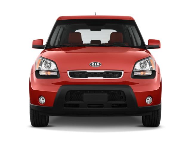 2010 Kia Soul 5dr Wagon Auto Sport Front Exterior View