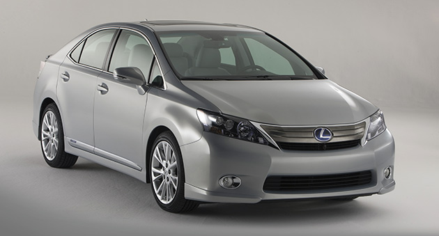 Though ithe HS is not a performance hybrid like other Lexuses, neither is it a pure economy car