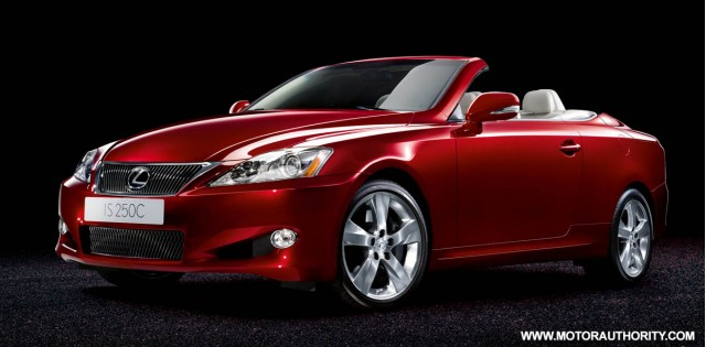2010 lexus is 250c convertible paris 007