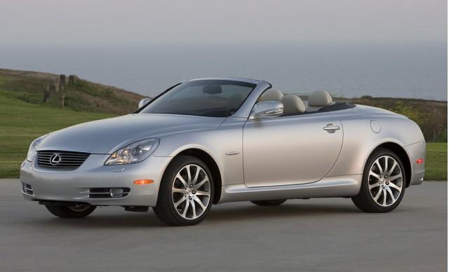 2010 Lexus SC 430