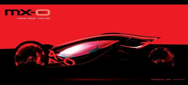 2010 Los Angeles Auto Show Design Challenge Entries