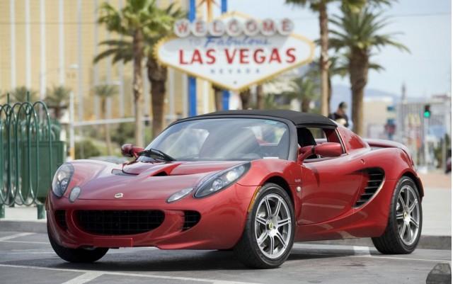 2010 Lotus Elise SC