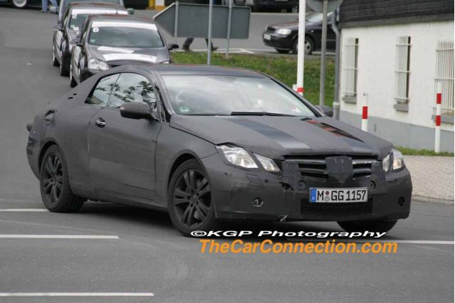 2010 Mercedes-Benz CLK