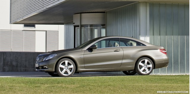2010 mercedes benz e class coupe 007