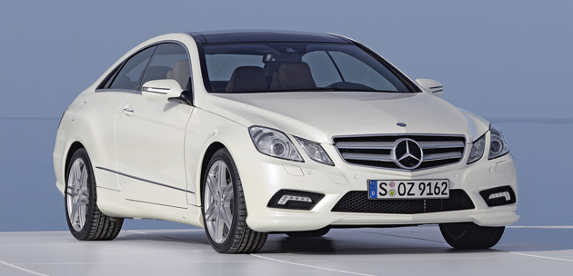 While the E-Class Sedan starts at $49,475 for the base E350 model, the E350 Coupe is slightly cheaper at $48,925