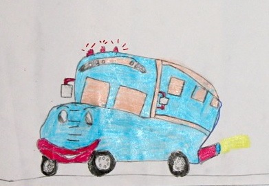 2010 Michelin Challenge Bibendum Children's Drawing Contest