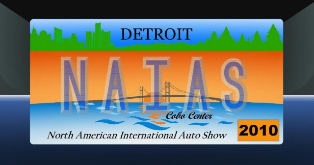 2010 NAIAS Official poster