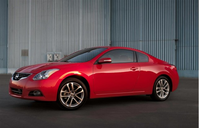 2010 Nissan Altima Coupe and Sedan