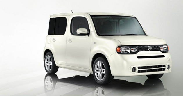 One of the vehicles Nissan is considering is a van based on the recently revealed Cube minicar