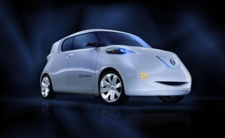 2010 Nissan Townpod Concept