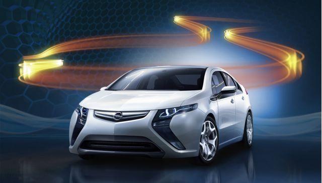 2010 Opel Ampera