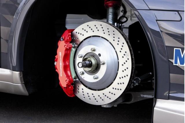 2010 Porsche 911 GT3 Cup Race Car