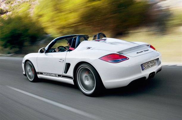 Porsche Boxster - Greatest Ad Ever? Maybe