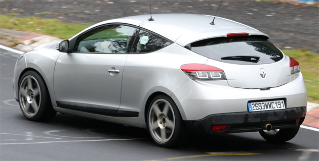 Renault Sport Megane Coupe will sport uprated brakes, stiffer suspension and more power
