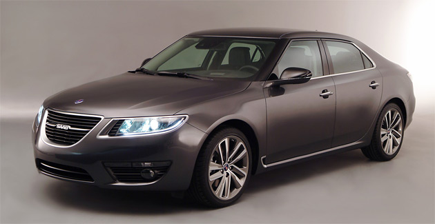 The new Saab 9-5 will make its world debut at the Frankfurt Motor Show in September