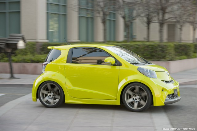 2011 Scion iQ To Go On Sale By End of Next Year