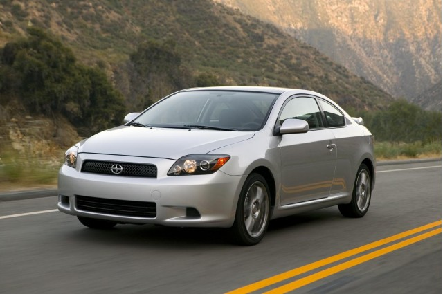 2010 scion tc review ratings specs prices and photos. Black Bedroom Furniture Sets. Home Design Ideas
