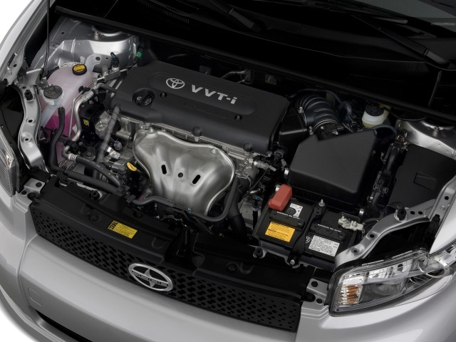Engine - 2010 Scion xB 5dr Wagon Auto (Natl)