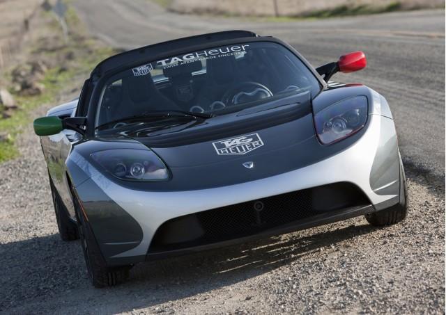 2010 TAG Heuer Tesla Roadster
