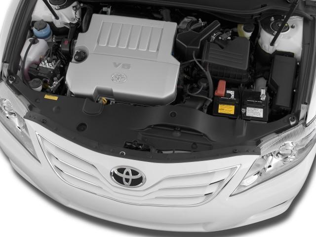 Engine - 2010 Toyota Camry 4-door Sedan V6 Auto XLE (Natl)