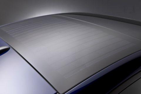 2010 Prius Incorporates A Unique Solar Roof Learn More